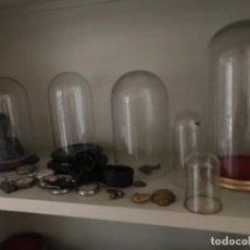 Antigüedades: LOTE DE 7 FANALES . Lote 122061463