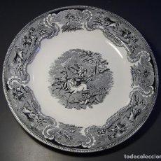 Antigüedades: GRAN FUENTE DE PORCELANA DE CARTAGENA . Lote 122062499