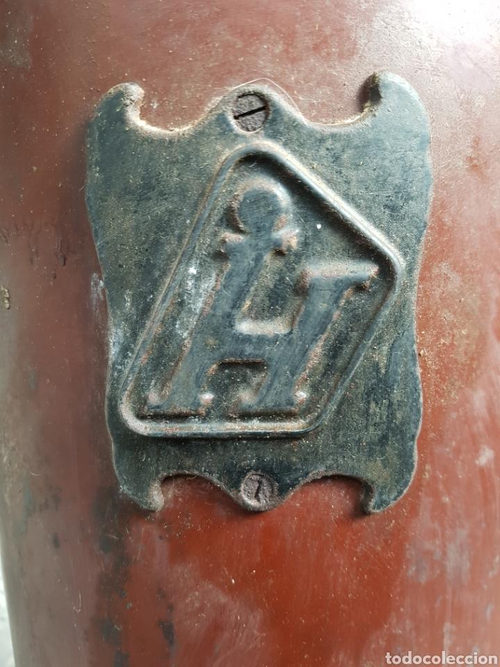 Antigüedades: ESTUFA DE LEÑA HERGOM - Foto 3 - 122123104
