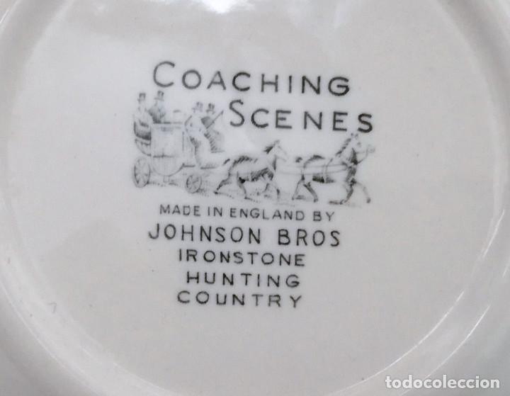 Antigüedades: Cuenco cerámica porcelana inglesa información en foto - Foto 3 - 122124191