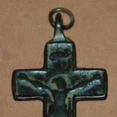 Antigüedades: CRUZ PECTORAL DEL SIGLO XVIII-014. Lote 122134875
