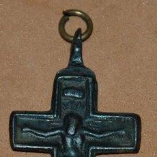 Antigüedades: CRUZ PECTORAL DEL SIGLO XVIII-015. Lote 122135151