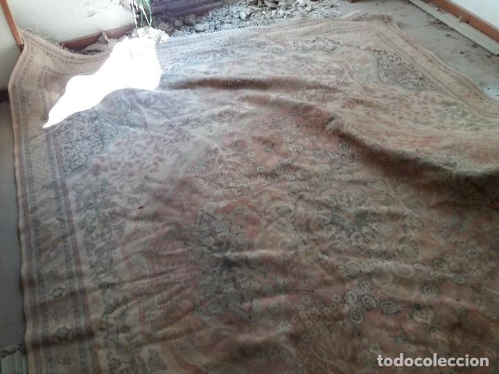 Antigüedades: alfombra muy grande - Foto 7 - 88873712