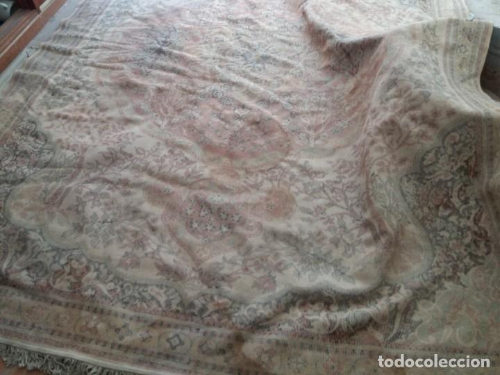 Antigüedades: alfombra muy grande - Foto 10 - 88873712