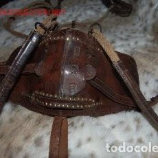 Antigüedades: APEROS DE BURRO. Lote 122242031