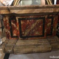 Antigüedades: FRENTE DE ALTAR S. XVIII. Lote 122287823
