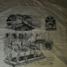 Antigüedades: GRAN PAÑUELO CALA FONDO. Lote 122291715