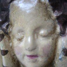 Antigüedades: ANTIGUA JARDINERA MODERNISTA ART NOUVEAU 1900 /20 OLOT. Lote 134787597