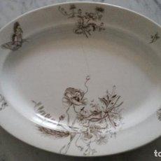 Antigüedades: ANTIGUA BANDEJA DE PICKMAN . Lote 122441059