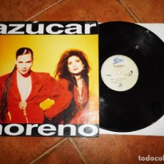 Discos de vinilo: AZUCAR MORENO BANDIDO MAXI SINGLE VINILO FESTIVAL EUROVISION ESPAÑA 1990 3 VERSIONES. Lote 122467808