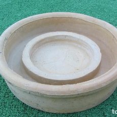 Antigüedades - SOPORTE , BASE PARA BOTIJO , BOTIJOS - 122472763