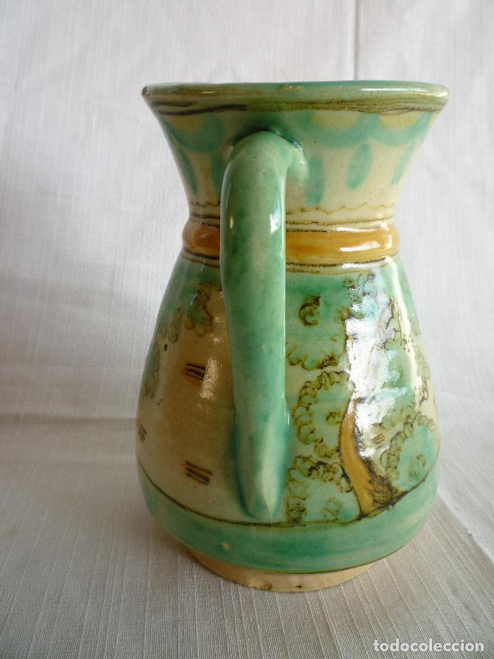 Antigüedades: ANTIGUA JARRA DE CERÁMICA DE PUENTE DEL ARZOBISPO - Foto 4 - 122513091