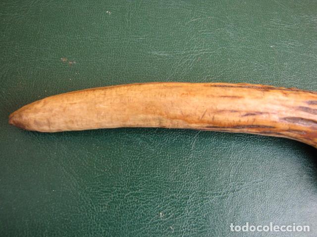 Antigüedades: Luchadera de ciervo. Lanzadera Neolítico - Foto 6 - 122518051