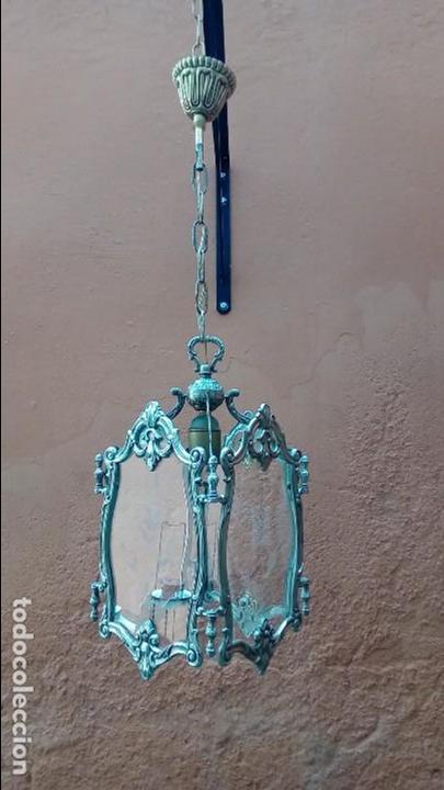 FAROL - (Antigüedades - Iluminación - Faroles Antiguos)