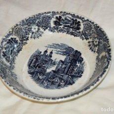 Antigüedades: VINTAGE - ANTIGUA BANDEJA / FUENTE / ENSALADERA - LA CARTUJA PICKMAN - ENVÍO 24H - LOTE Nº2. Lote 122560279