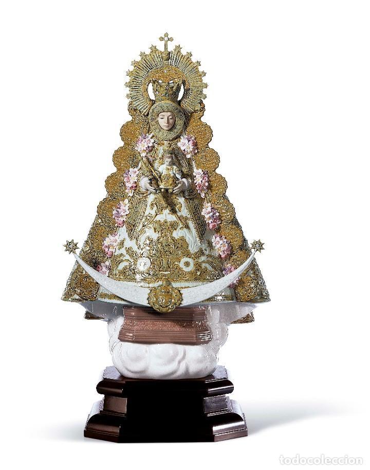 LLADRO VIRGEN DEL ROCIO (Antigüedades - Porcelanas y Cerámicas - Lladró)