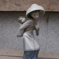 Antigüedades: FIGURA DE LLADRÓ. Lote 122694367