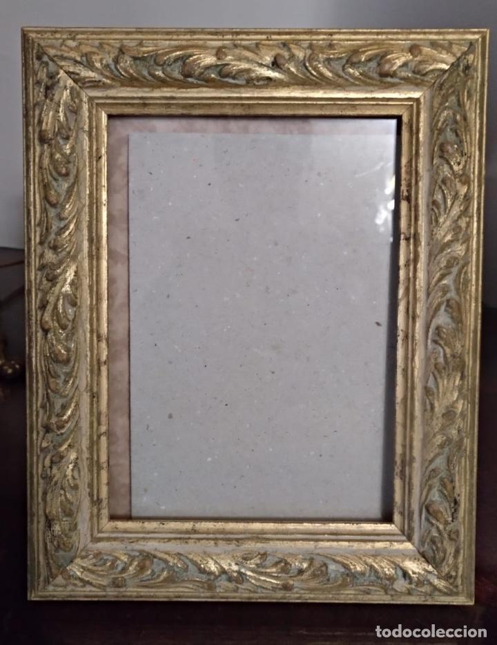 marco de madera antiguo - Comprar Marcos Antiguos de Cuadros en ...