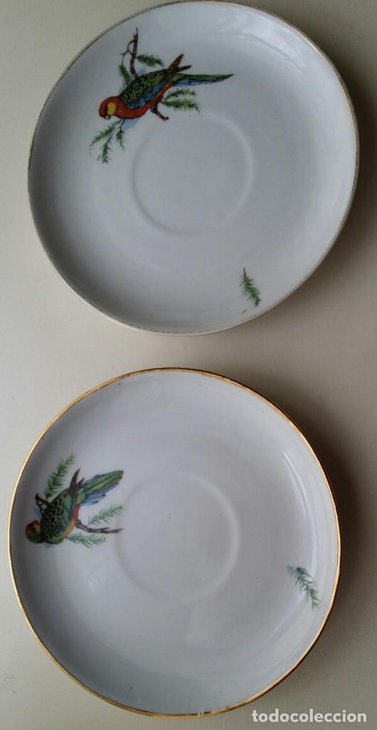PLATOS DE PORCELANA DE LIMOGES (Antigüedades - Porcelana y Cerámica - Francesa - Limoges)