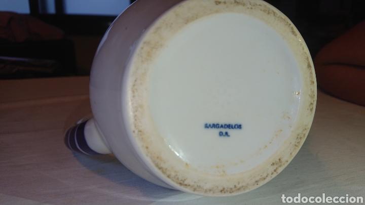 Antigüedades: Juego de Cafe Tetera Sargadelos - Foto 5 - 122980136