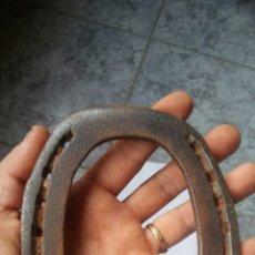 Antigüedades: HERRADURA DE CABALLO. Lote 123020479