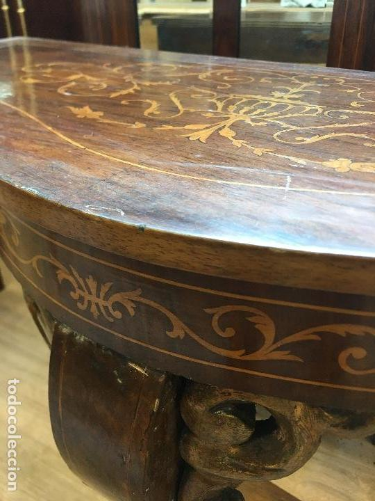 Antigüedades: Consola - Foto 5 - 123068751