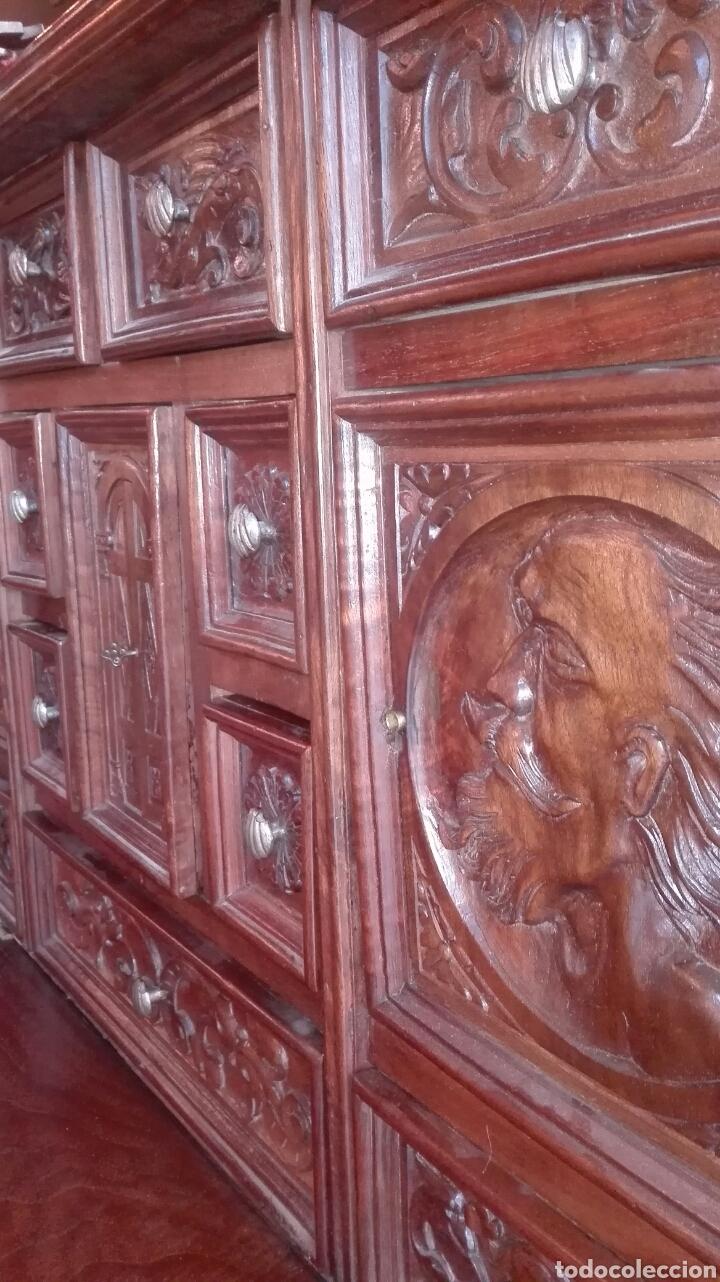 Antigüedades: Bargueño S.XIX - Foto 8 - 123112646