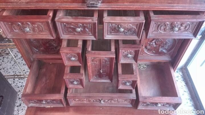 Antigüedades: Bargueño S.XIX - Foto 9 - 123112646