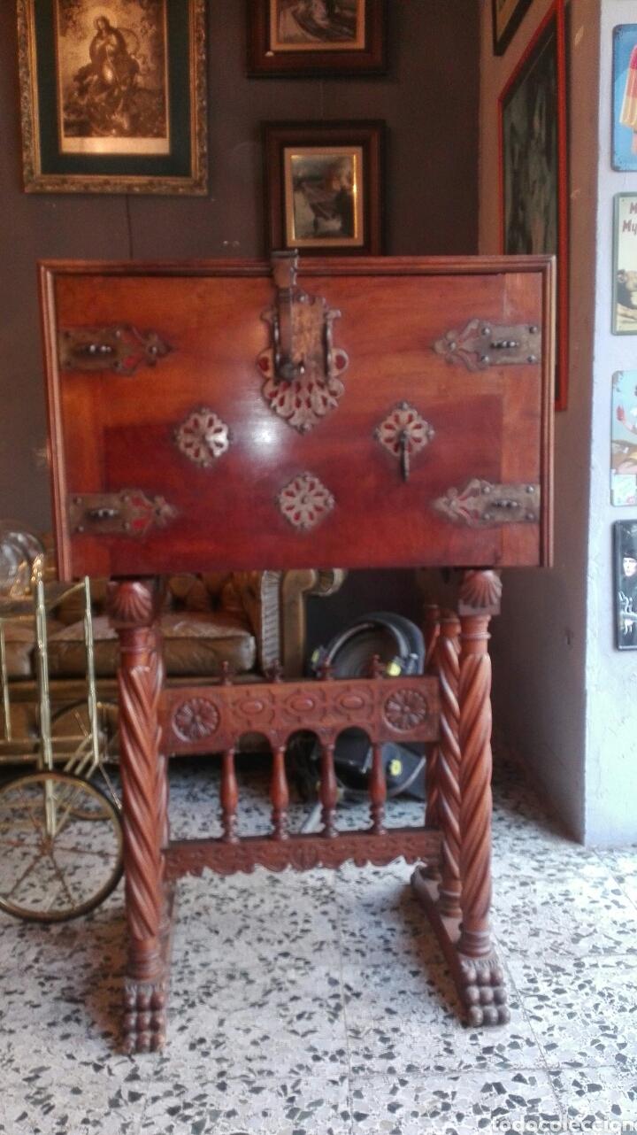 Antigüedades: Bargueño S.XIX - Foto 14 - 123112646
