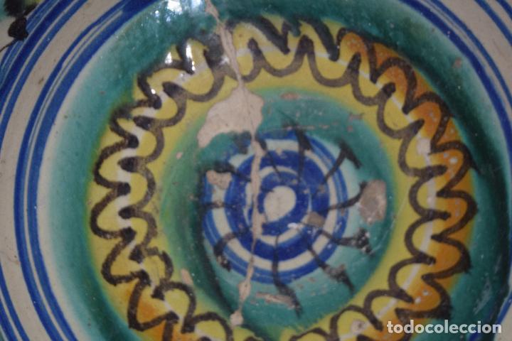 Antigüedades: lebrillo triana - Foto 2 - 123289023