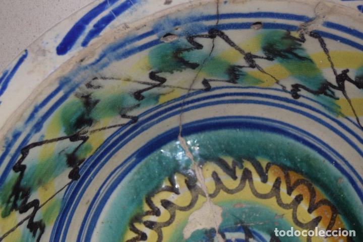 Antigüedades: lebrillo triana - Foto 3 - 123289023
