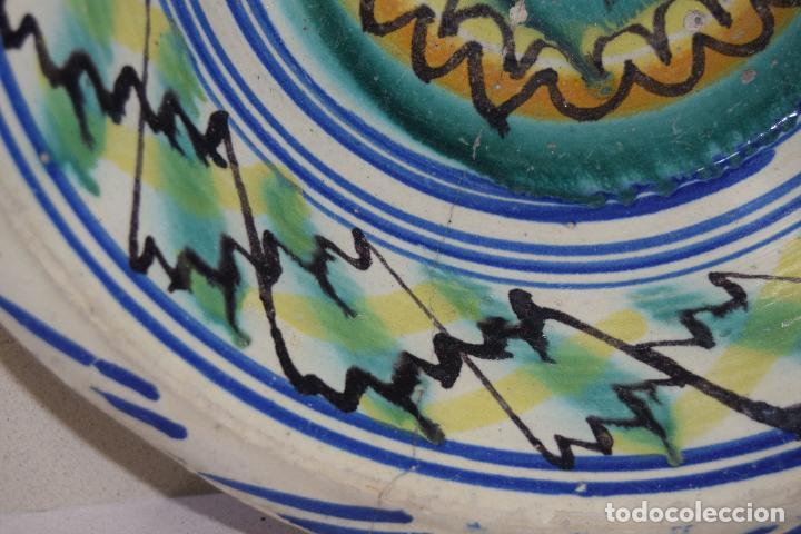 Antigüedades: lebrillo triana - Foto 4 - 123289023