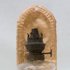 Antigüedades: QUINQUÉ DE PARED ANTIGUO. Lote 123249415