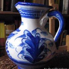 Antigüedades: ANTIGUA JARRA DE CERÁMICA PUENTE DEL ARZOBISPO. Lote 123341839