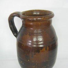 Antigüedades: ANTIGUO CANTARO PUCHERO CERAMICA. Lote 123364231