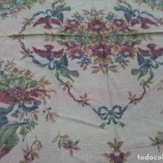 Antigüedades: COLCHA DE CAMA ANTIGUA. Lote 123372619