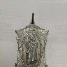 Antigüedades: MEDALLA RELIGIOSA DE LA COFRADIA DEL SANTISMO NOMBRE DE JESÚS FRAILES DOMINICOS SIGLO XIX. Lote 123379371