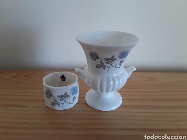 PORCELANA INGLESA WEDGWOOD (Antigüedades - Porcelanas y Cerámicas - Inglesa, Bristol y Otros)