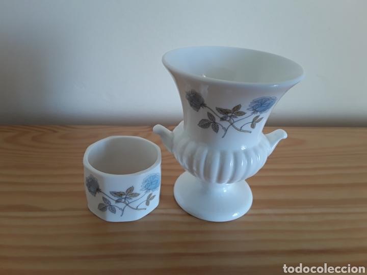 Antigüedades: Porcelana inglesa Wedgwood - Foto 2 - 123395540