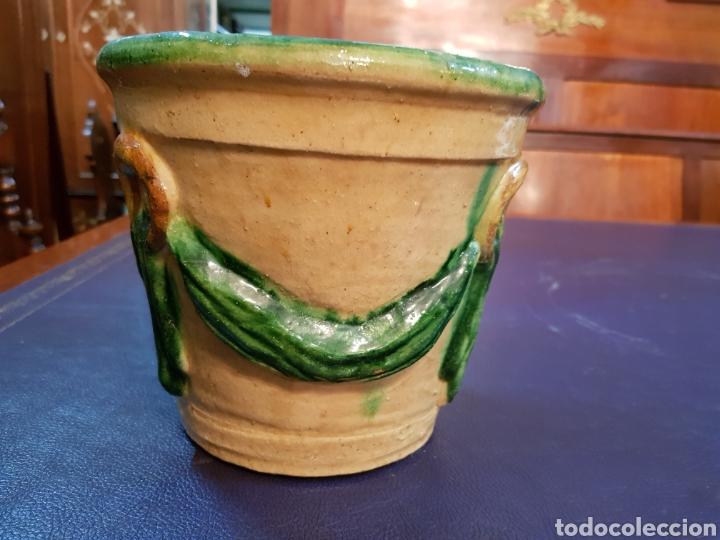 Antigüedades: ANTIGUO MACETERO VER FOTOS - Foto 3 - 123501482