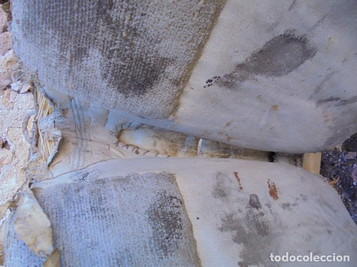 Antigüedades: AUTÉNTICA ALBARDA CASTELLANA - ANTIGUA MONTURA DE CABALLOS - SILLA DE MONTAR MACHOS - Foto 3 - 233173310