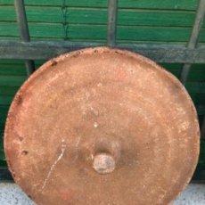 Antigüedades: TAPADERA , TINAJA,. Lote 124137235