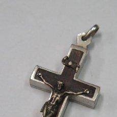 Antiguo Crucifijo Roma Cruz Relicario Colgante Comprar
