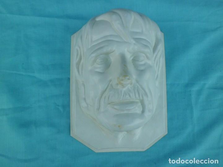 Antigüedades: MOLDES DE PLASTICO O RESINA LIGERA ANTIGUOS - Foto 3 - 124157991