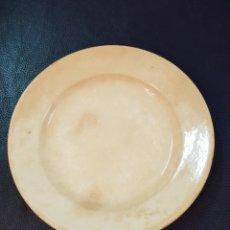 Antigüedades: REAL FABRICA SARGADELOS PLATO SEGUNDA EPOCA. Lote 124188848