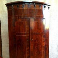 Antigüedades: RINCONERA DE CAOBA VICTORIANA S XIX. Lote 124250367