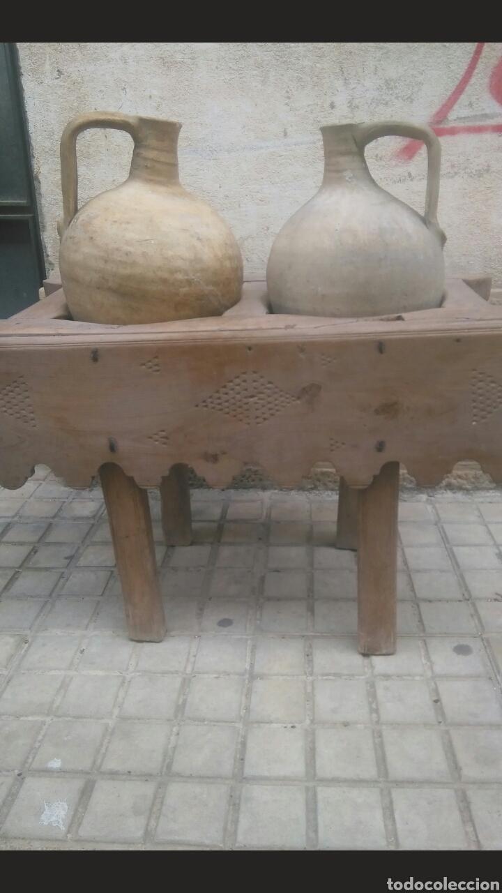 CANTARERA ANTIGUA (Antigüedades - Técnicas - Rústicas - Utensilios del Hogar)