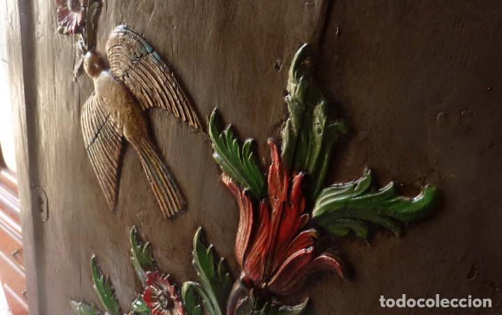 Antigüedades: PUERTA TALLADA - Foto 4 - 124307887