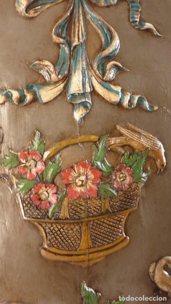 Antigüedades: PUERTA TALLADA - Foto 7 - 124307887