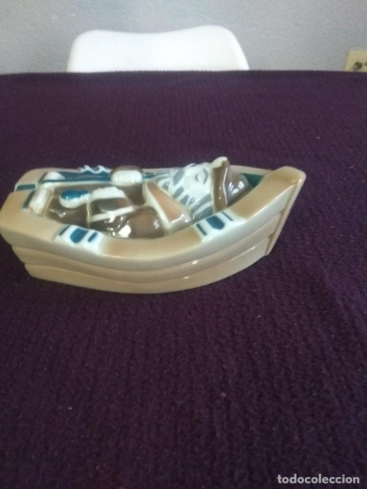 Antigüedades: Precioso barco de sargadelo - Foto 2 - 124312819